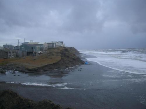 Another storm in Ukkuqsi. 9/3/2003.